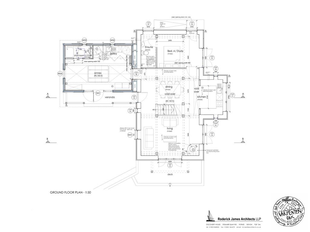 Building Plan Drawing At Getdrawings