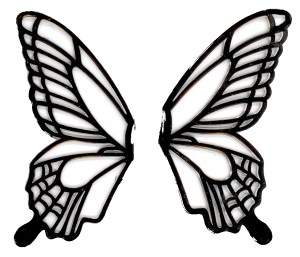 butterfly drawing easy wings wing clipart fairy outline monarch butterflies clip drawings template drawn clipartmag simple draw 1087 getdrawings clipground