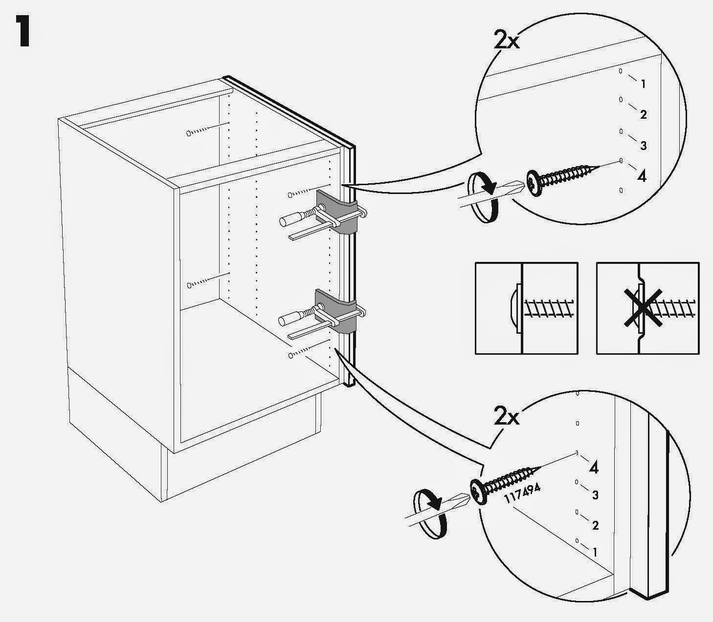 Cabinet Detail Drawing At Getdrawings