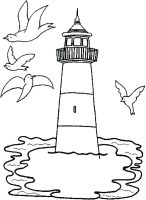 Cape Hatteras Lighthouse Drawing at GetDrawings   Free ...