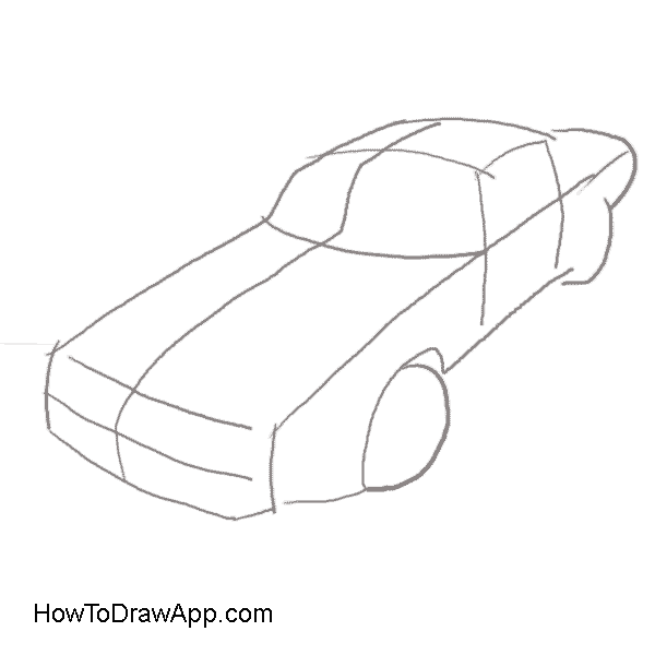 The best free Pontiac drawing images. Download from 65