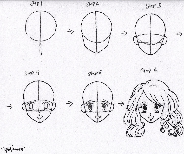 1500x1251 art basic drawing step step