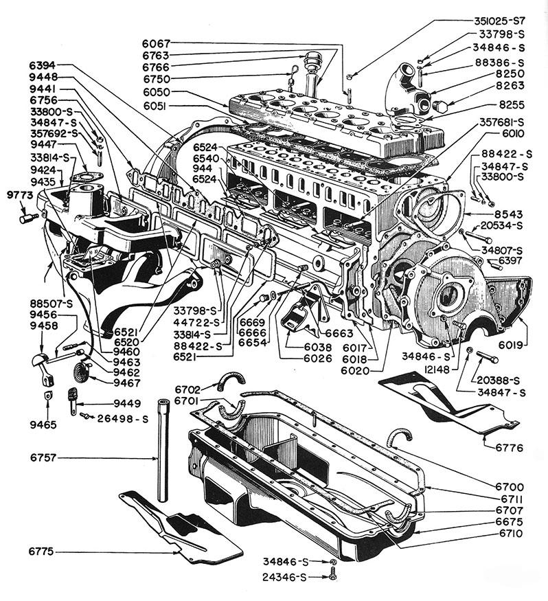 Wiring Diagram PDF: 1942 48 Ford Flathead Wiring Diagram