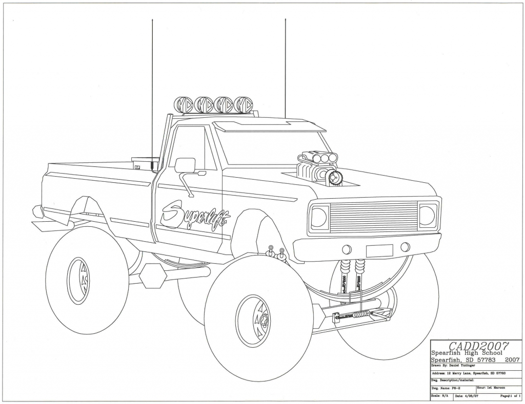 The Best Free Ford Drawing Images Download From 970 Free