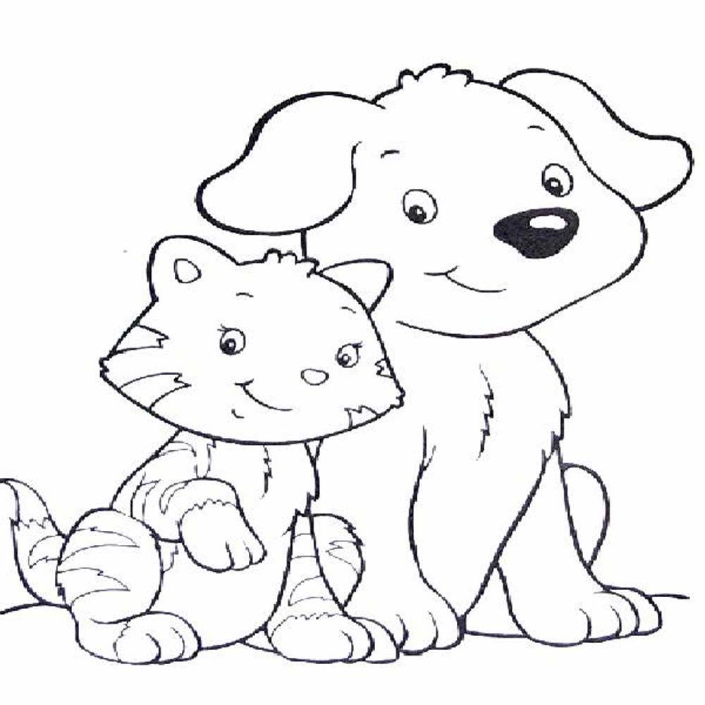Cat dog drawing : Polybius ico job opportunities