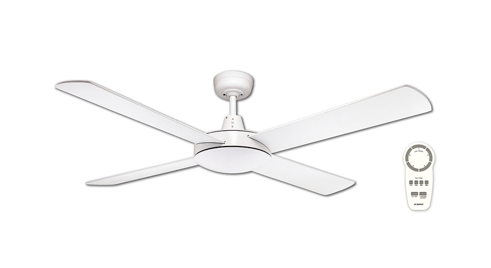 am trying to wire up a ceiling fan w a light using one power