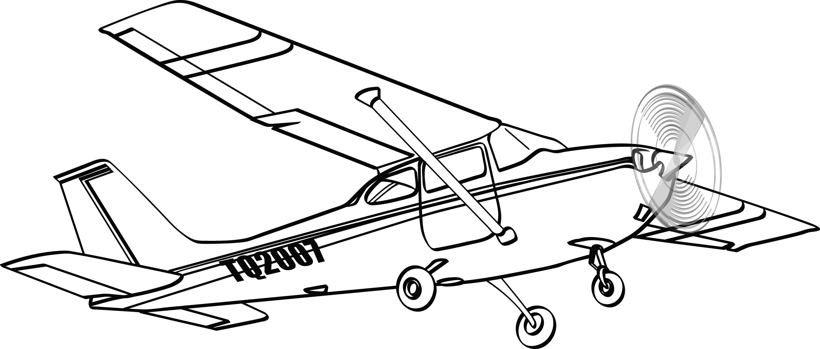 The best free Cessna drawing images. Download from 74 free