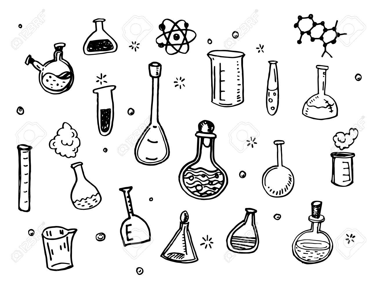 Chemical Drawing At Getdrawings