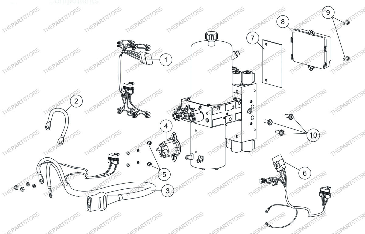Fisher 2 Plug Wiring Diagram