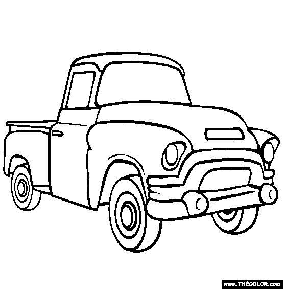1955 Dodge Pickup Schaltplang