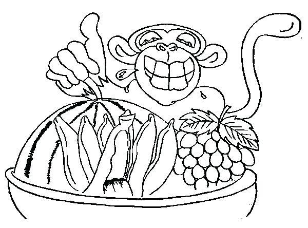 chimpanzee drawing at getdrawings