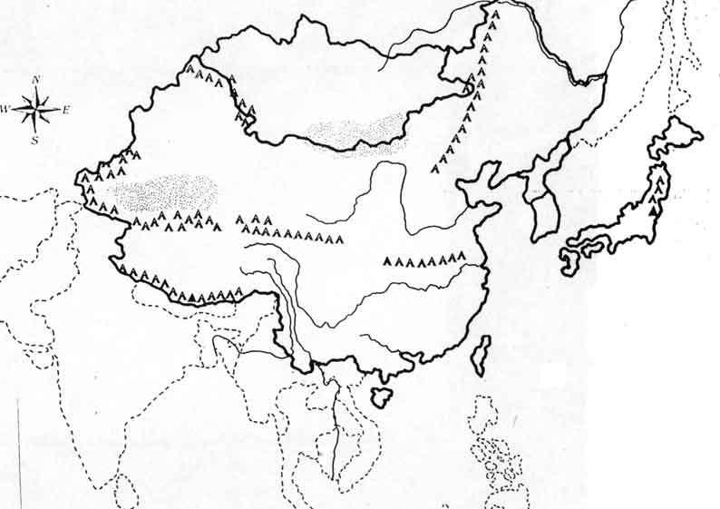 Ancient China Study Guide 6th Grade