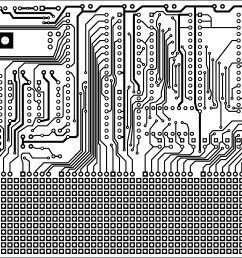 3615x2412 8051 development system circuit board [ 3615 x 2412 Pixel ]