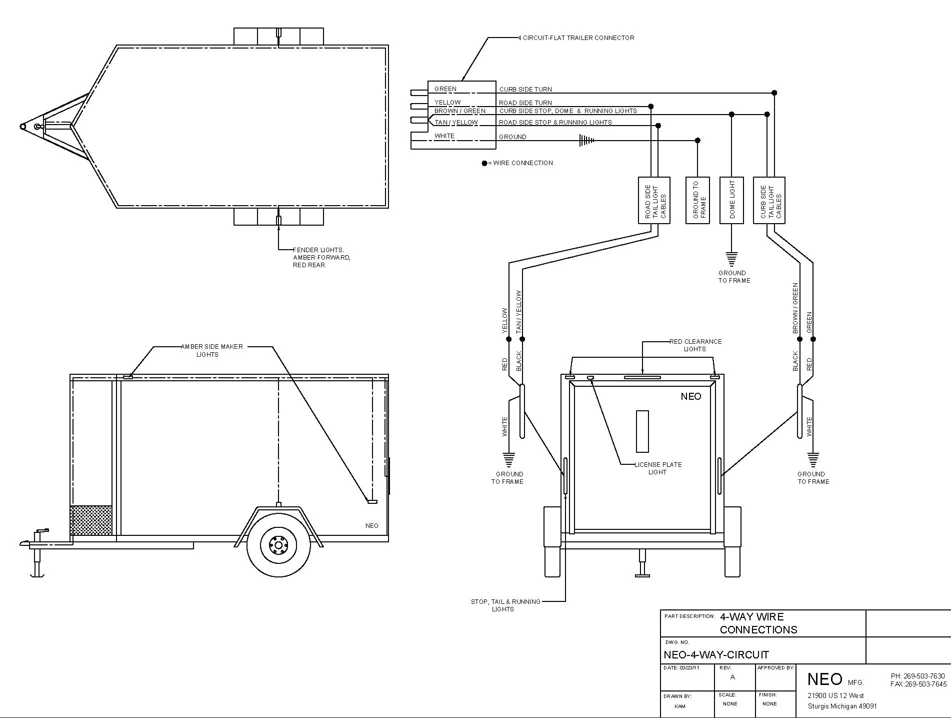 hight resolution of 1902x1435 cargo trailer wiring diagram 4 wire to 5 for way 6 and 7 circuits