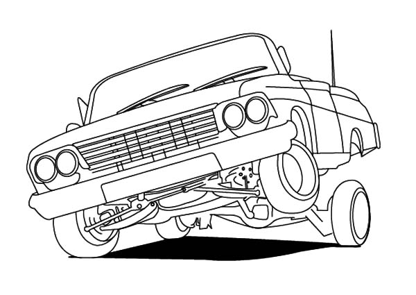 The best free Lowrider drawing images. Download from 275