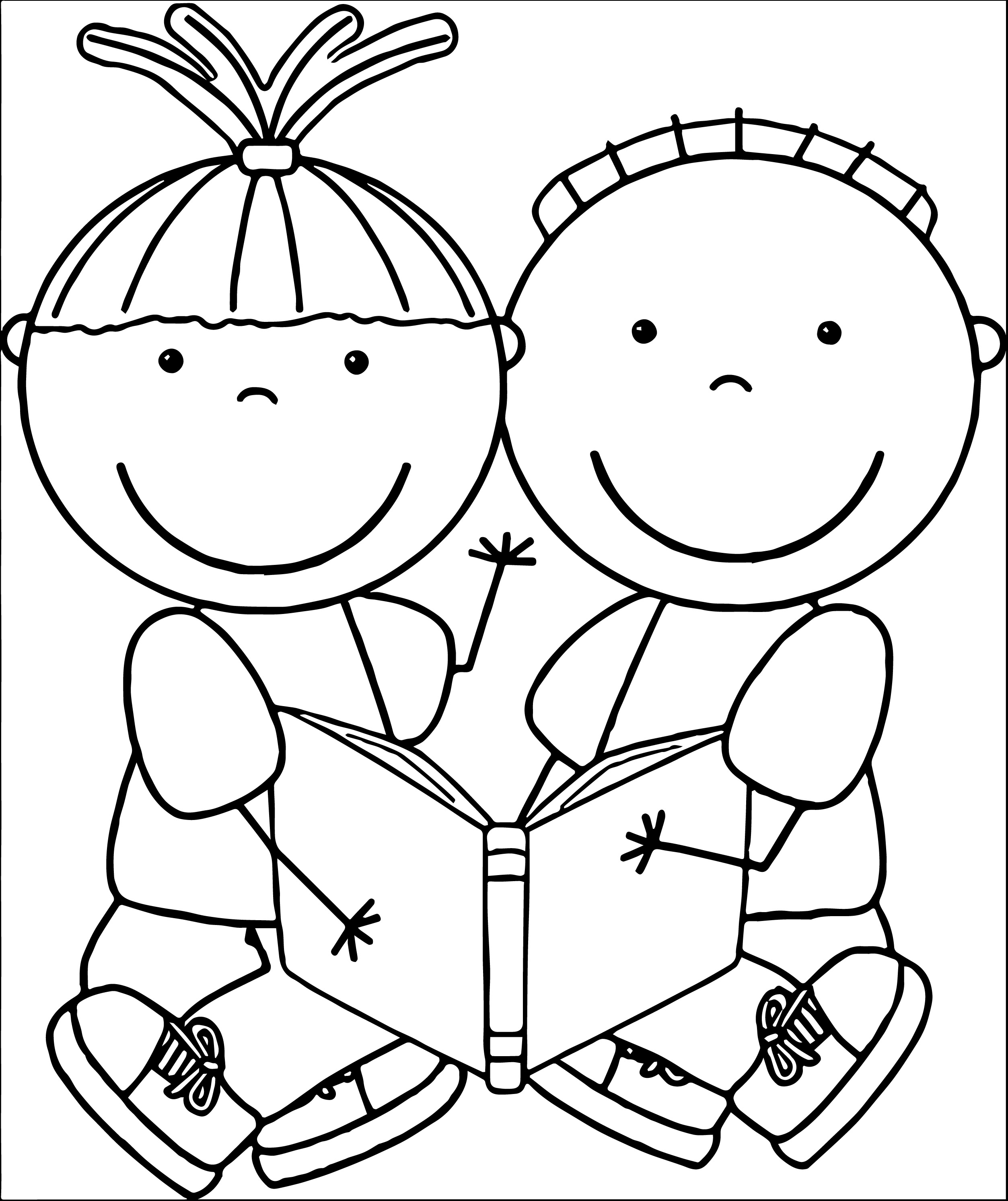 Clip Art Child Drawing At Getdrawings