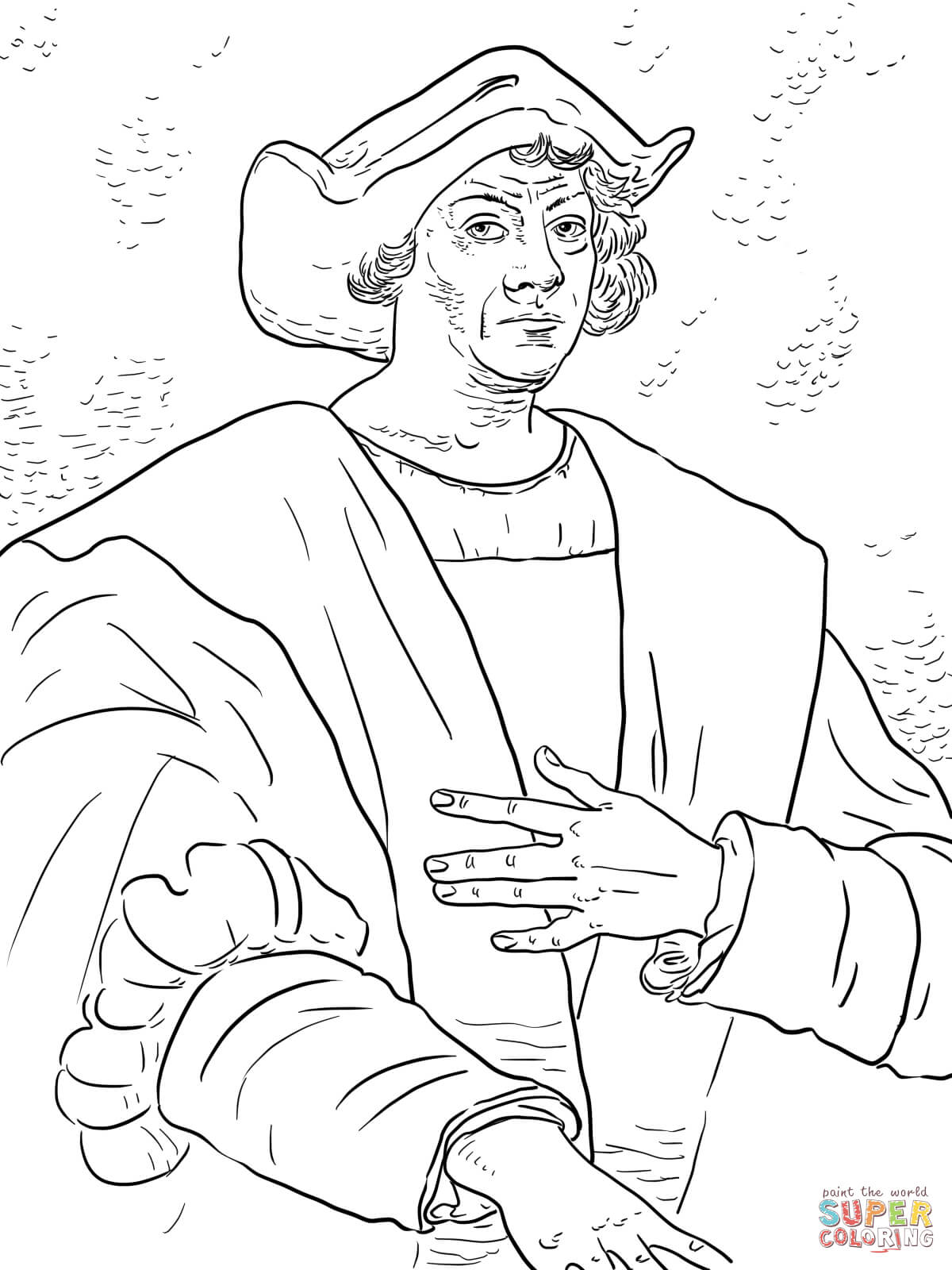 Columbus Day Drawing At Getdrawings