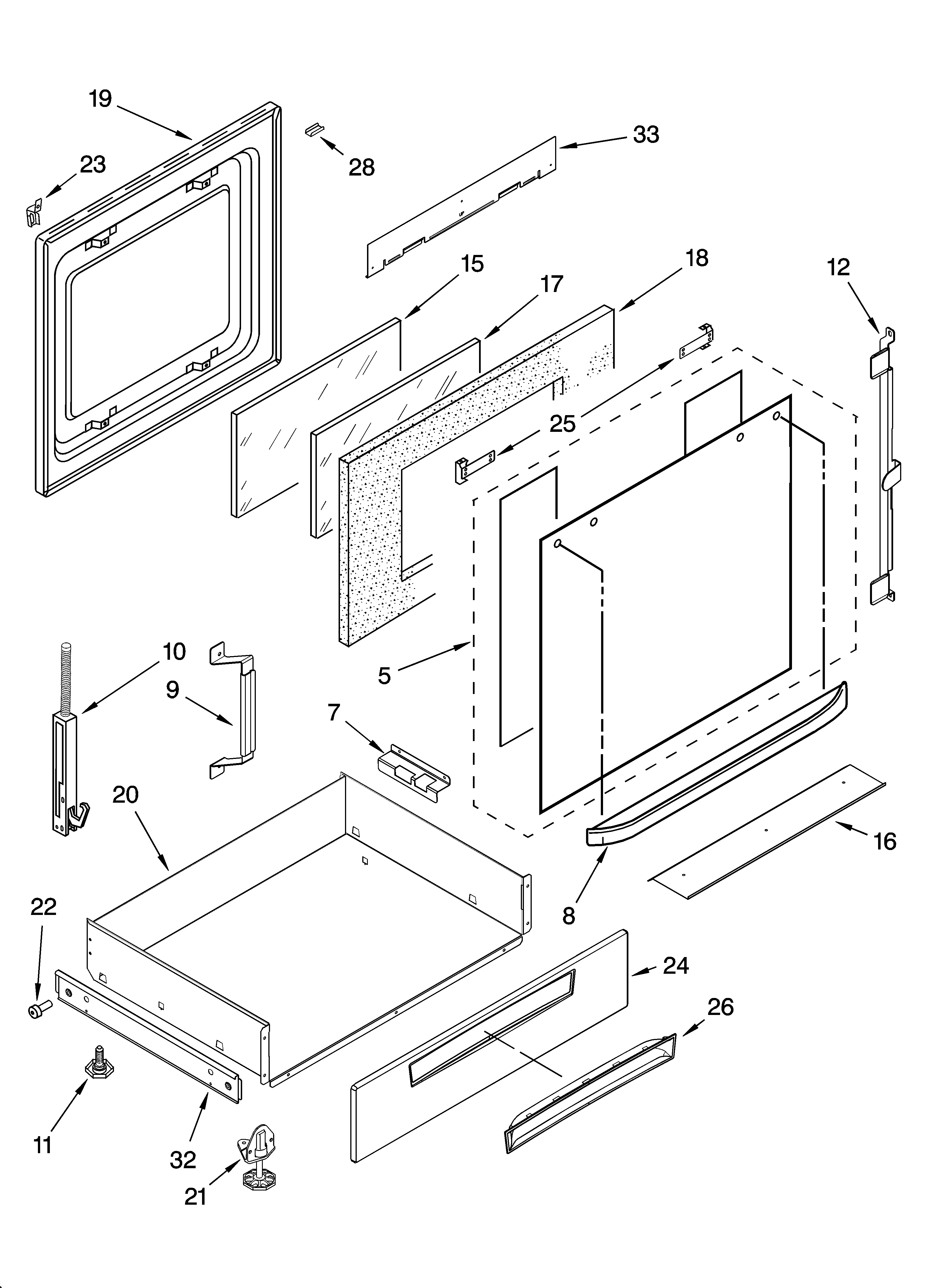 Computer Parts Drawing At Getdrawings