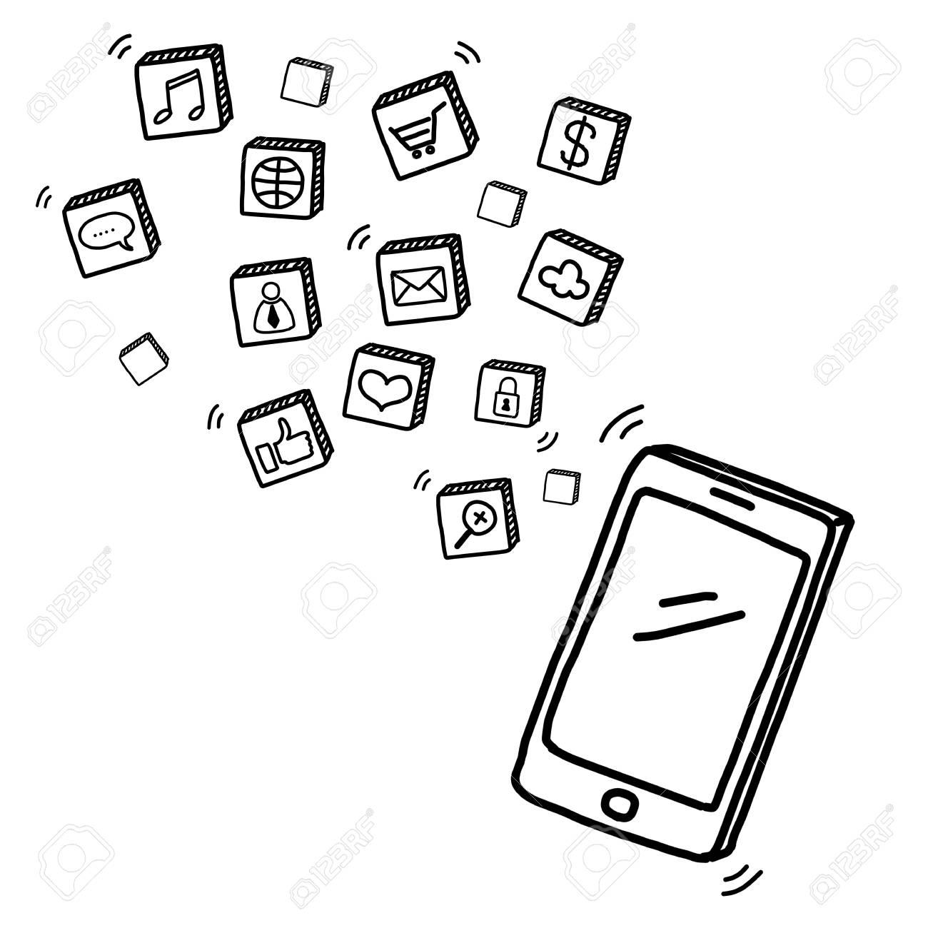 Computer Symbol Drawing At Getdrawings