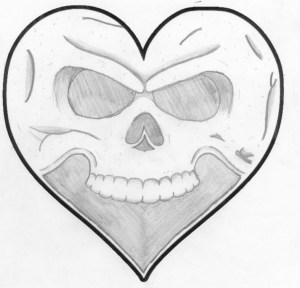 heart hearts cool drawing easy drawings unique names getdrawings definitions dictionary urban hart crown wattpad
