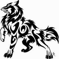 cool wolves drawing draw getdrawings