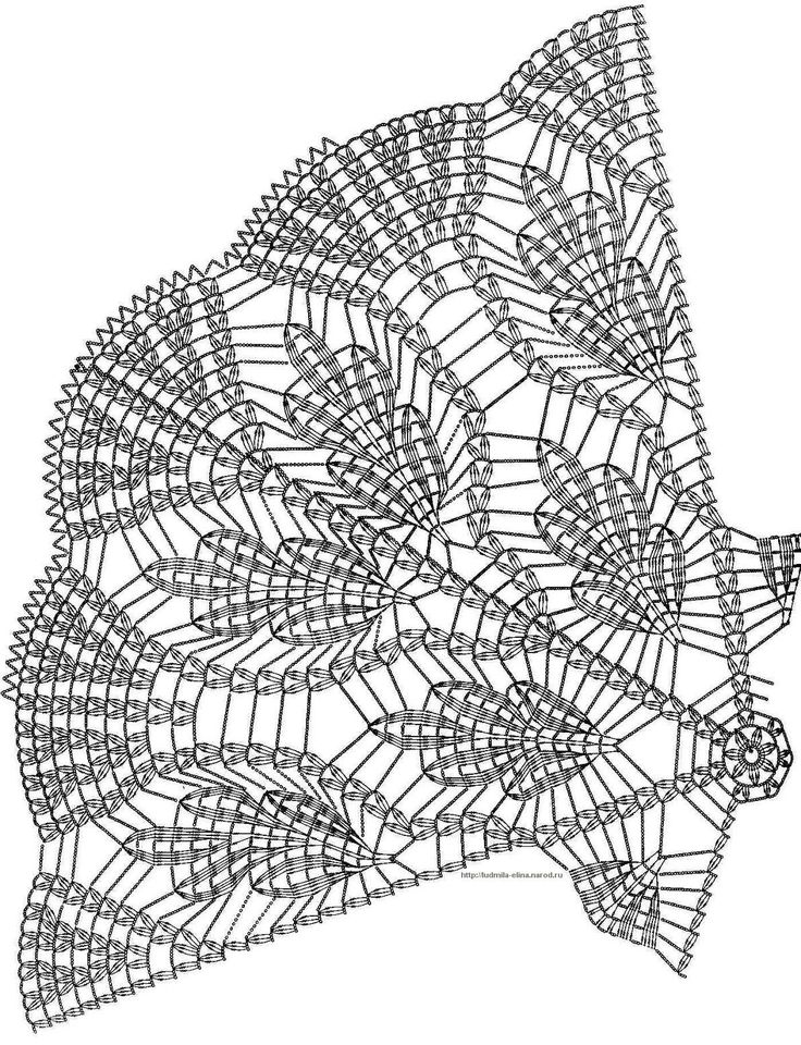 crochet doily patterns with diagram single phase contactor overload wiring drawing at getdrawings com free for personal use 736x960 128 best diagra 1 images on chrochet