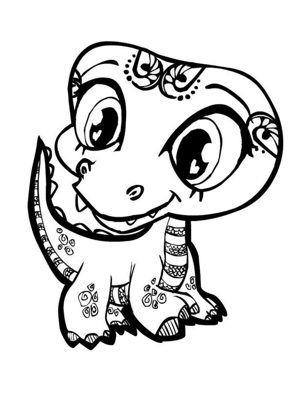 Cute Animals Drawing At Getdrawings