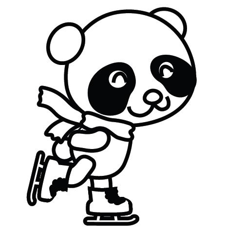 Panda Bear Cartoon On Youtube