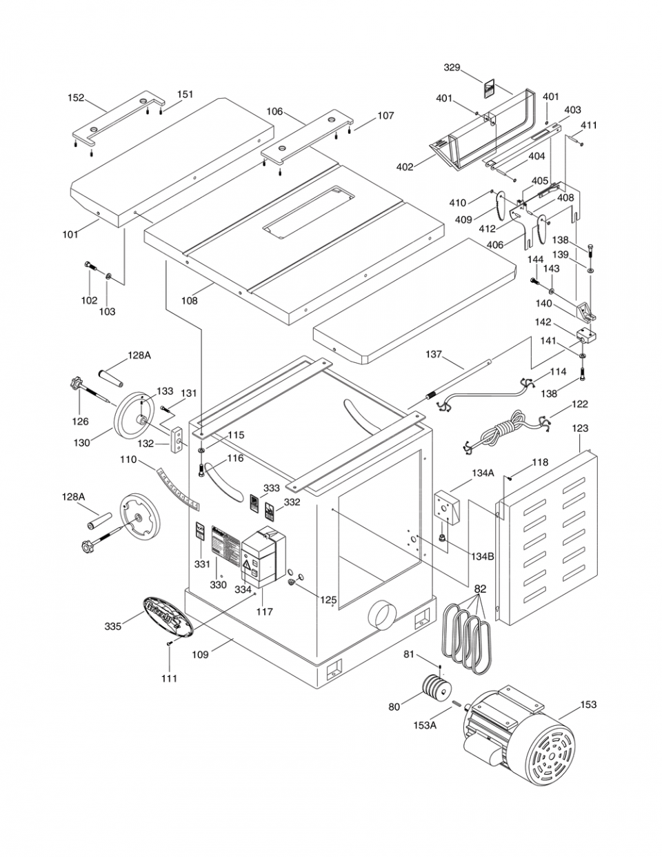 hight resolution of 960x1242 bg24 delta table saw wiring diagram page of craftsman user guide