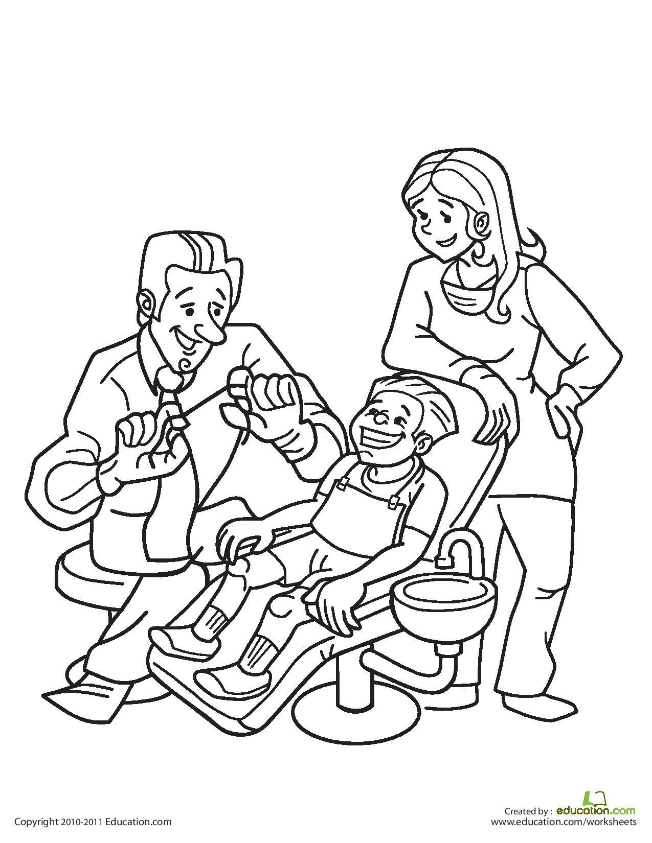 Dental Drawing At Getdrawings