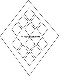 Diamond Drawing Template at GetDrawings.com | Free for ...