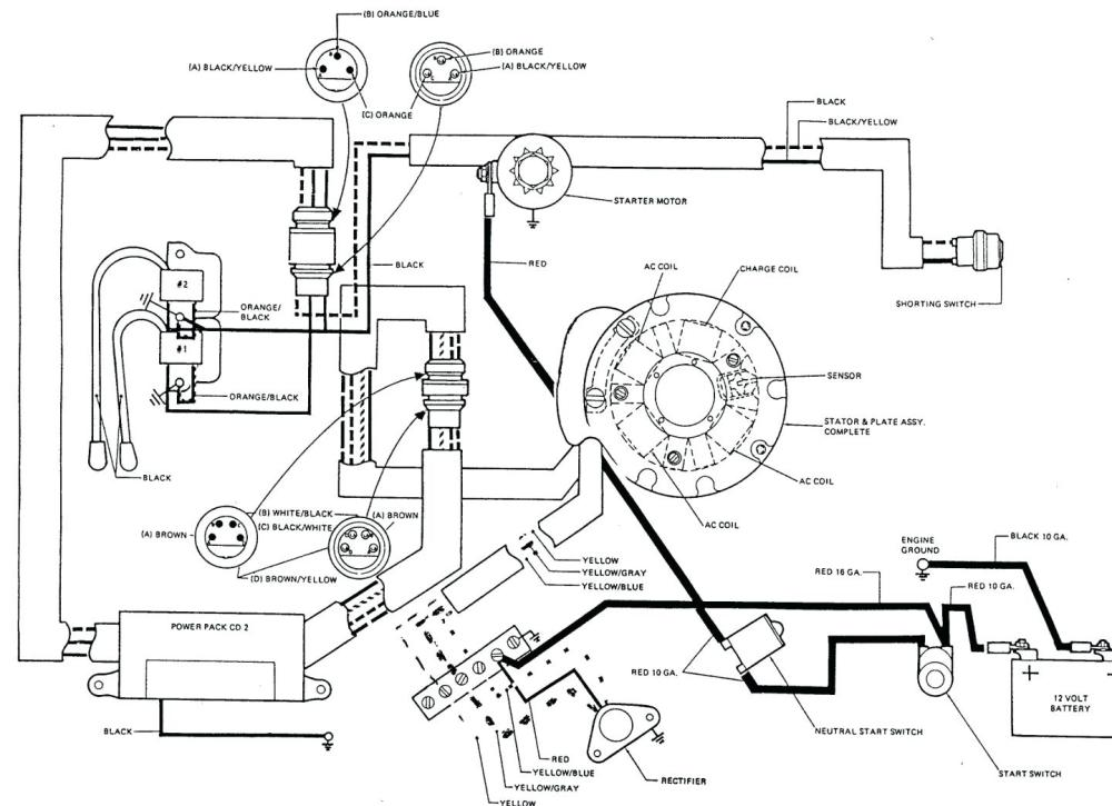 medium resolution of 1440x1044 25 hp kohler engine wiring diagram with notes ignition electrical