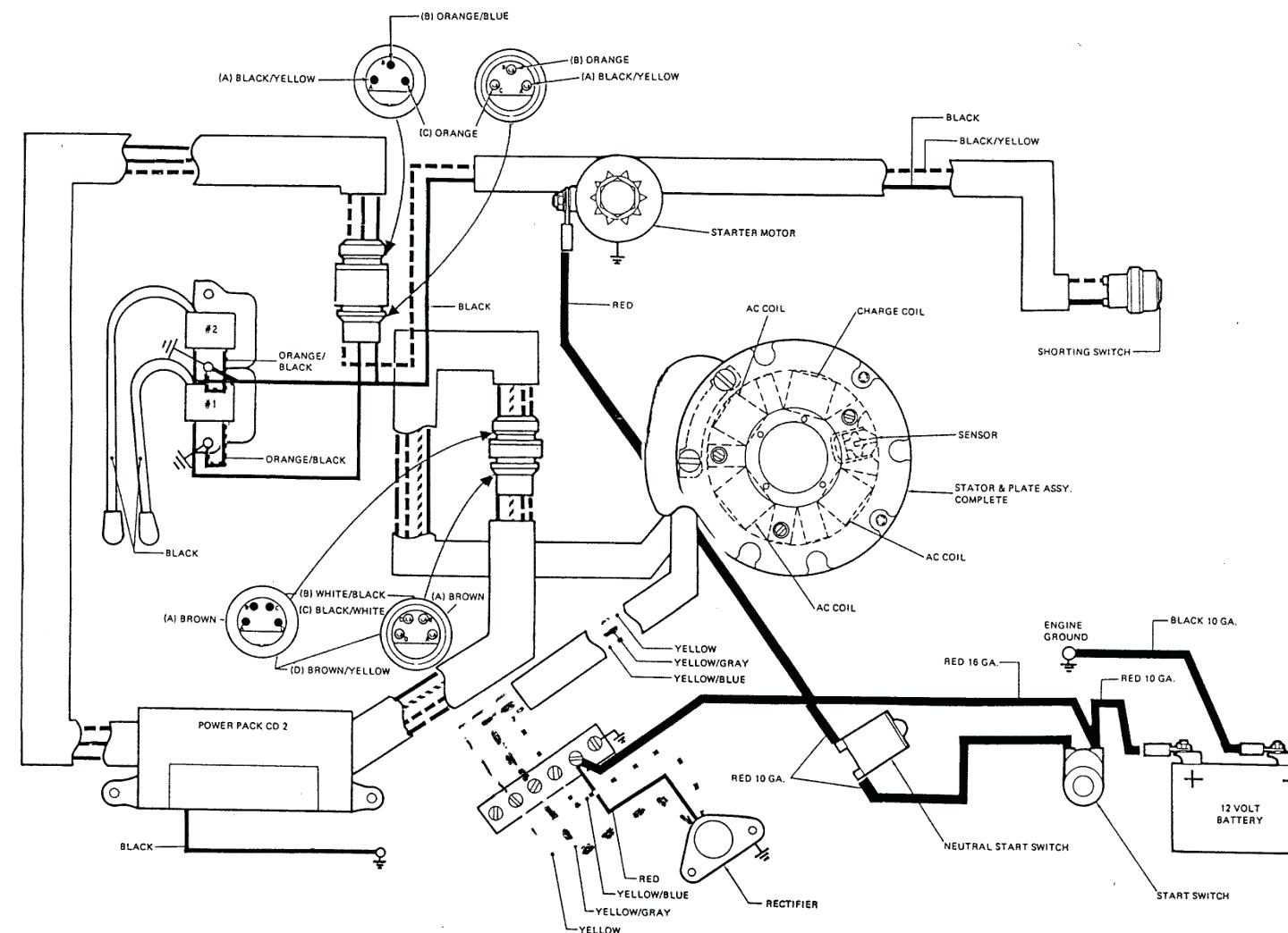 hight resolution of 1440x1044 25 hp kohler engine wiring diagram with notes ignition electrical