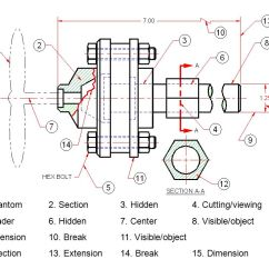 Kohler Magnum 20 Hp Wiring Diagram Mitsubishi Canter Troubleshooting Dimension Symbols Of Drawing At Getdrawings.com | Free For Personal Use ...