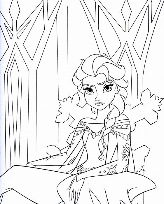 Frozen Drawing Anna At Getdrawings Com