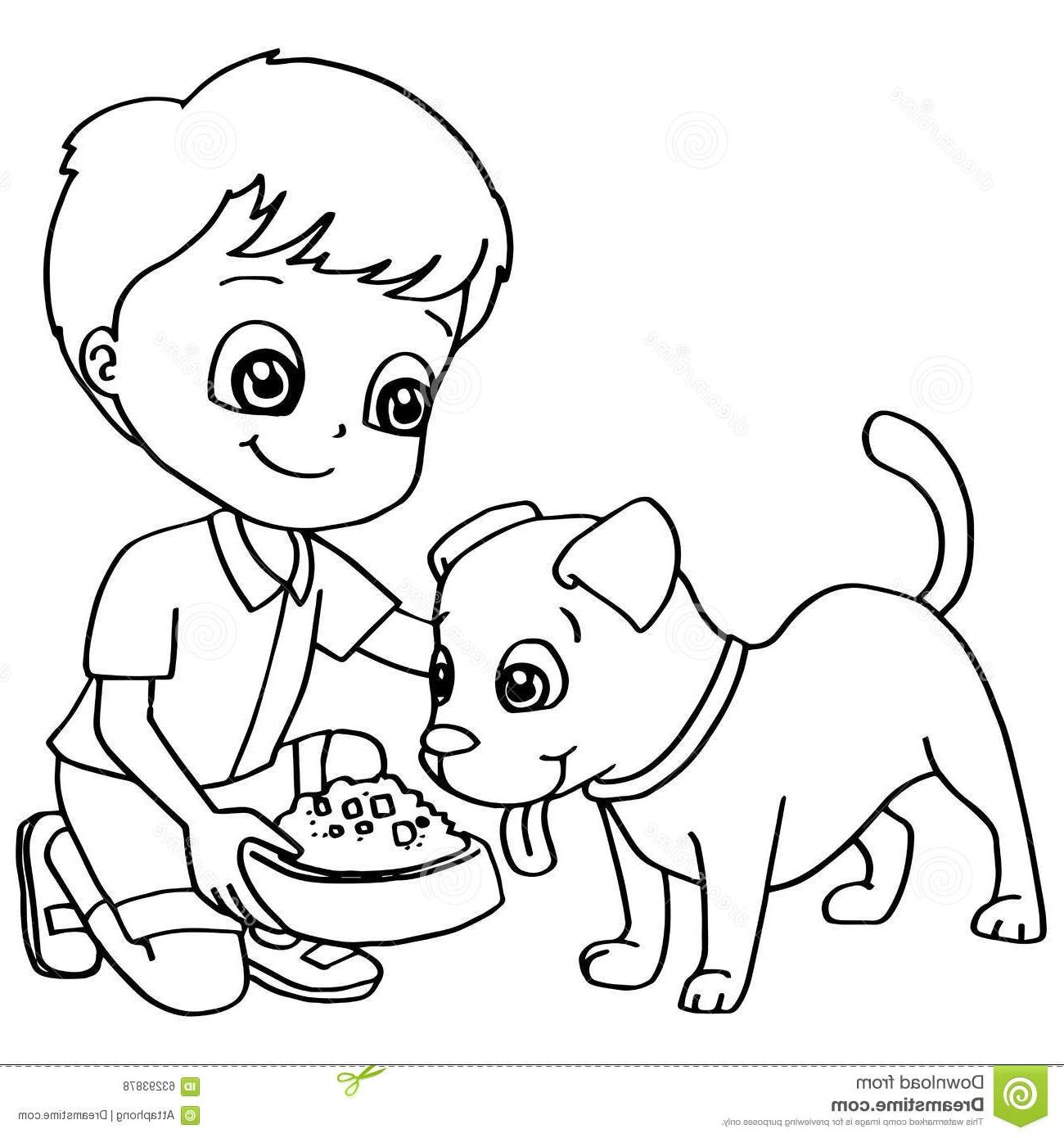 Dog Clipart Drawing At Getdrawings