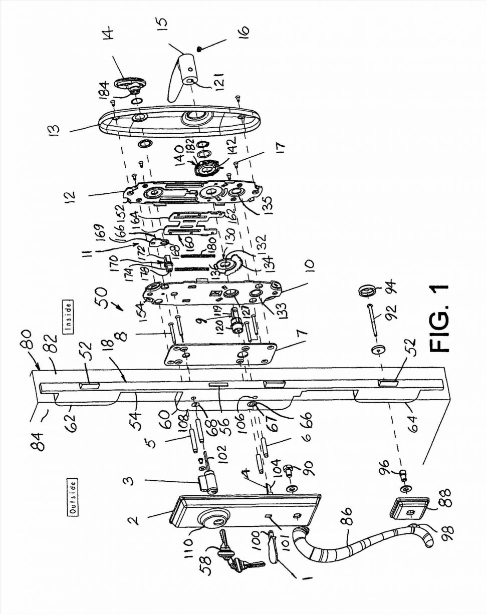 medium resolution of 970x1226 door locks door lock mechanism diagram door lockss