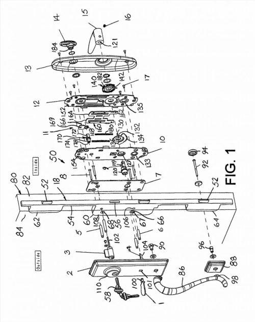 small resolution of 970x1226 door locks door lock mechanism diagram door lockss