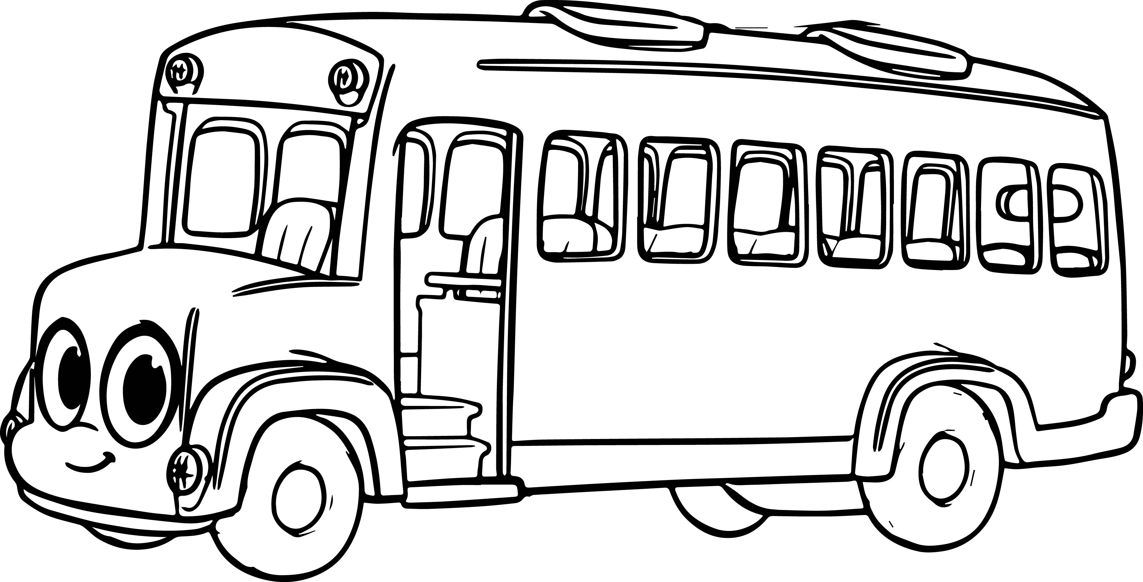 Double Decker Bus Drawing At Getdrawings