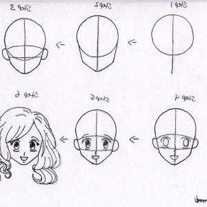 beginners step draw drawings drawing anime easy face sketch faces eyes cat beginner crying pencil simple stepstep eye characters basic
