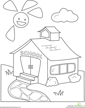 Drawing Worksheet For Kindergarten at GetDrawings.com