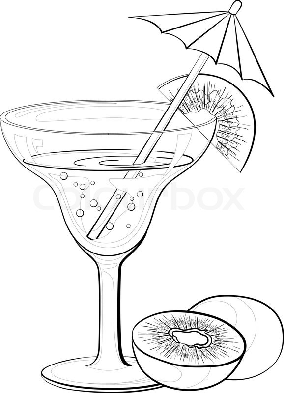 Drink Drawing at GetDrawings Free download