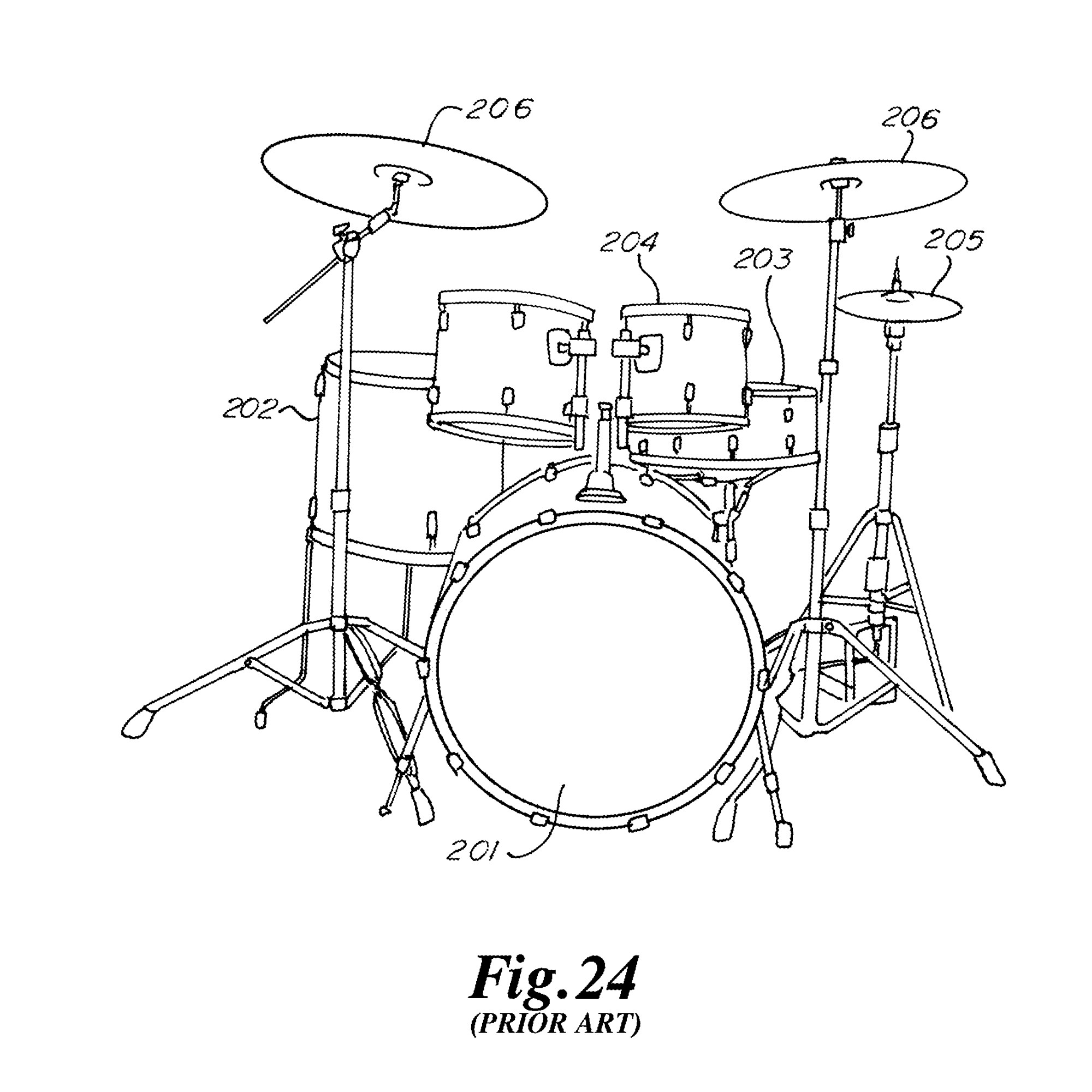 hight resolution of 2197x2197 drawing of a drum set