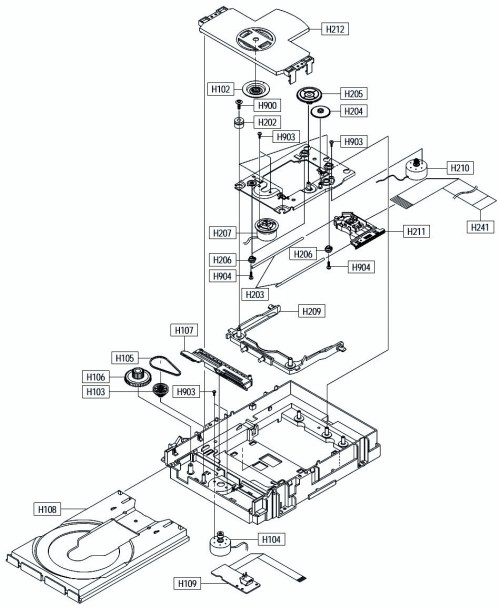 small resolution of 950x1157 samsung dvd p244 exploded view smps circuit diagram electro help