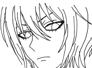 anime boy easy sketch step draw drawing drawings manga boys sketches basic getdrawings coloring paintingvalley explore