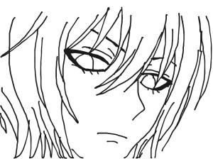 anime boy easy drawing male eyes guy manga hair draw showme getdrawings nose fire animes fox ago chibi clipartmag
