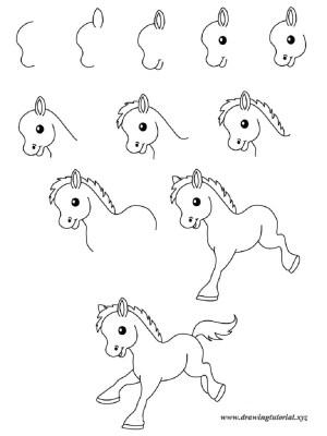 easy animals drawing sketches graffiti