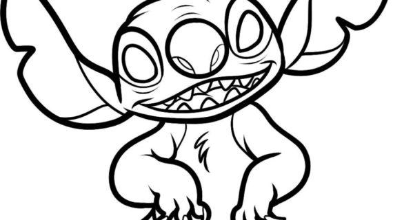 Easy Disney Character Drawings