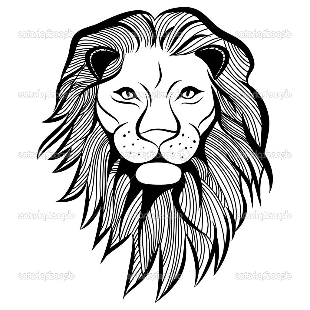 Lion Face Drawing Easy Free Download Vector Psd And Stock Image 776x1029 lion face outline drawing 82 famous lion tattoo design sketches. lion face drawing easy free download