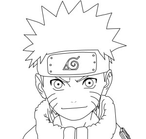 naruto lineart easy drawing getdrawings deviantart deviant downloads